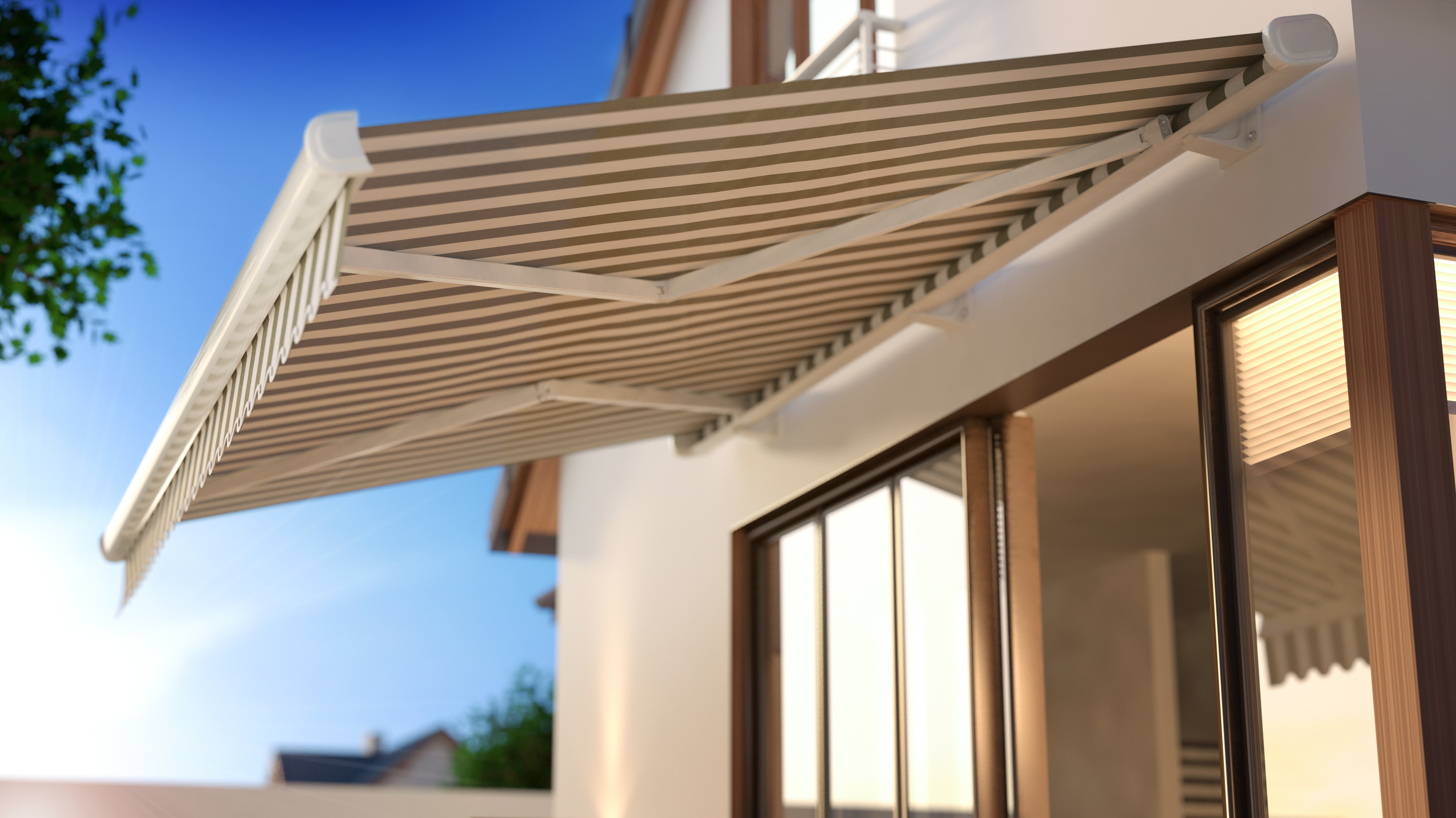 Awning Installation: Style and Types