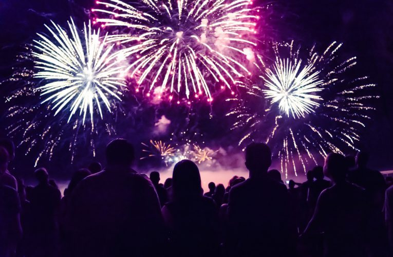 Hosting a Fireworks Party